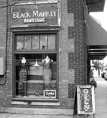 Black Market Boutique