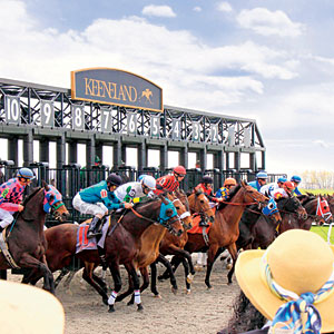 Keeneland Horse Racing