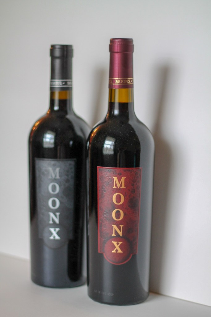 Trader Joes MoonX wine